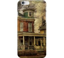 I'll be home for Christmas iPhone Case/Skin