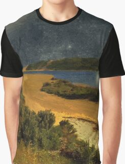 Moon River Graphic T-Shirt