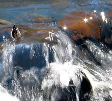 Sparkling Water by Brenda Dahl