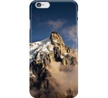 Aiguille du Midi iPhone Case/Skin