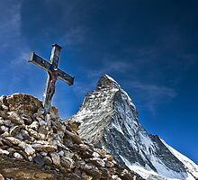 Matterhorn and the fate of some climbers by ubersoldat