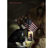 Liberty Lighter Photographic Print