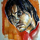 Jared Leto , featured in The Group by FDugourdCaput