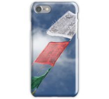 Prayer Flags iPhone Case iPhone Case/Skin