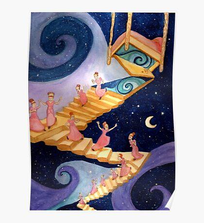 Twelve Dancing Princesses  Poster