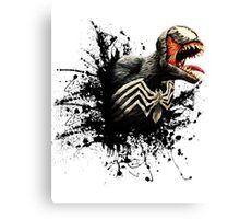 Spider Symbiote Canvas Print