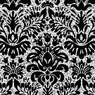 Pretty Damask by tastypaper