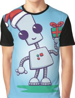 Ned's Christmas Graphic T-Shirt