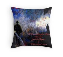 Altered, Final Cover Design Throw Pillow