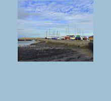 The Boats Of Groomsport............................N Ireland Unisex T-Shirt
