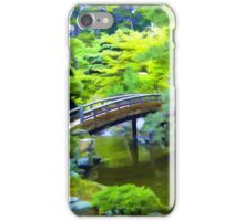 Spring in Japan iPhone Case/Skin