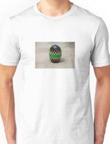 Mandala Designed easter eggs stone Unisex T-Shirt