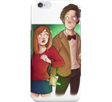 11th and Amy iPhone Case/Skin