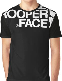 The trooper face Graphic T-Shirt