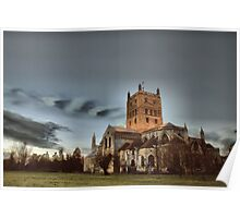 Tewkesbury Abbey Poster