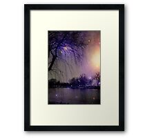 Fairy Dust Sprinkles © Framed Print