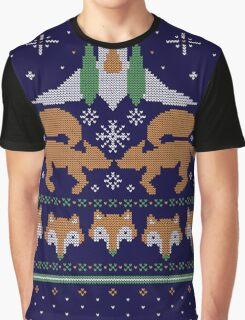 Foxy Threads Graphic T-Shirt