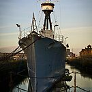 Alexandra Drydock No.2 by Chris Cardwell