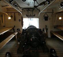 Below decks by tunna