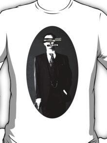 God Save The Queen, Mycroft T-Shirt