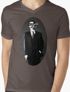 God Save The Queen, Mycroft Mens V-Neck T-Shirt