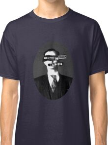 God Save The Queen, Mycroft #2 Classic T-Shirt