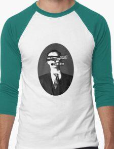 God Save The Queen, Mycroft #2 Men's Baseball ¾ T-Shirt