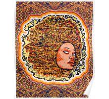 Music Goddess Poster
