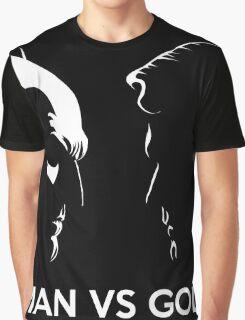 Man Vs God Graphic T-Shirt