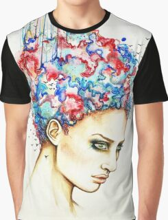Mental flooding Graphic T-Shirt