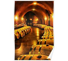 Inside the Winery Poster