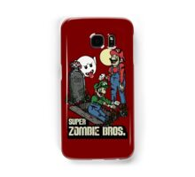 Super Zombie Bros. Samsung Galaxy Case/Skin