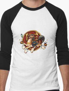 Chinese New Year 2014 Men's Baseball ¾ T-Shirt