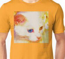 Cat portrait Unisex T-Shirt