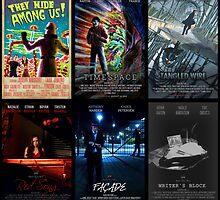 Black Box Films Poster Collage by BlackBoxFilms