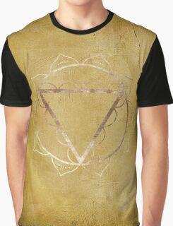 Solar Plexus Chakra Graphic T-Shirt