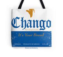 Chango Beer Tote Bag