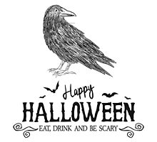 HALLOWEEN - Eat, drink and be scary by alee7spain