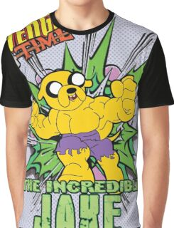 The Incredible Jake Graphic T-Shirt