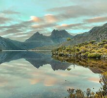 Cradle Mountain HDR 15.1.12 by Paul Campbell  Photography