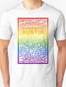 Experience Austin Rainbow SPECIAL EDITION T-Shirt