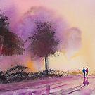 eloquent dawn - vii by Joel Spencer
