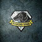 Diamond Dogs Emblem by huckblade