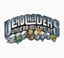 Deadlanders: small logo by RPGesus