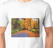 A Perfect Fall Afternoon Unisex T-Shirt