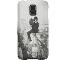 Photographing NYC Above 5th Avenue (1905) Samsung Galaxy Case/Skin