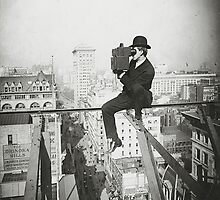 Photographing NYC Above 5th Avenue (1905) by BravuraMedia