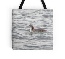 A Loon of Wisconsin Tote Bag