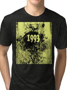 1993 retro vintage T-shirt Tri-blend T-Shirt