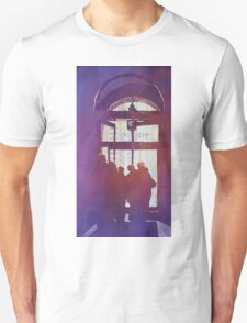 City Portal:  Chicago Art Museum Unisex T-Shirt